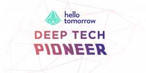 Deep Tech Pioneers - Logo