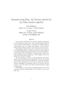 illumr - Demonstrating Rosa